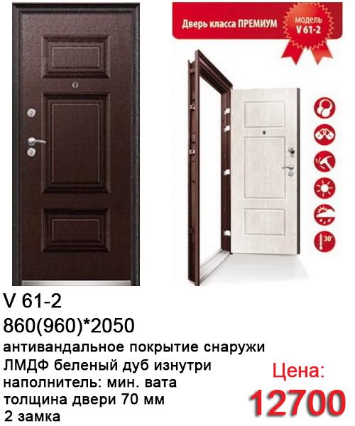 двери входные в россии